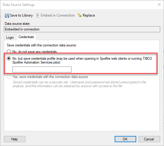 How To Build Spotfire Data Connections For Multiple Users The Analytics Corner